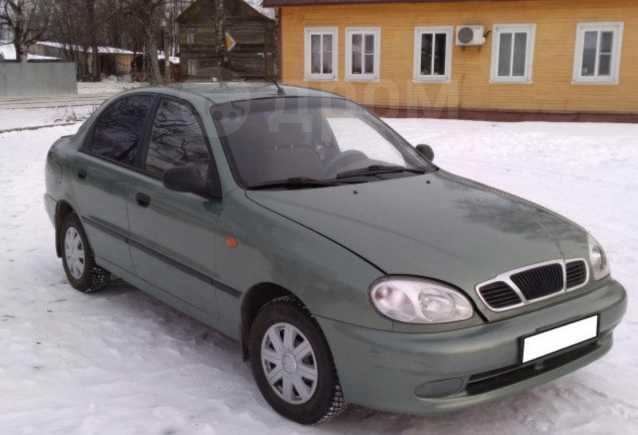 ЗАЗ Сенс, 2007 год, 145 000 руб.