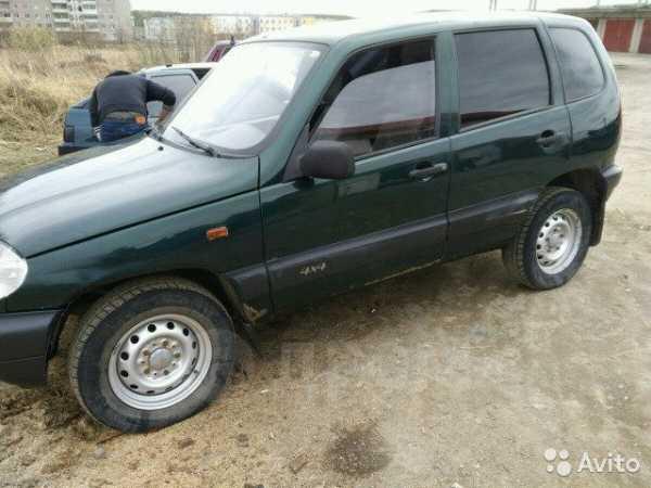 Chevrolet Niva, 2003 год, 120 000 руб.