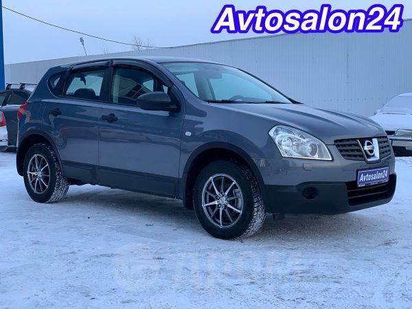 Nissan Qashqai, 2008 год, 559 999 руб.