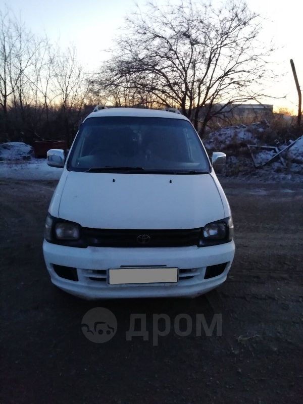 Toyota Town Ace, 1999 год, 140 000 руб.