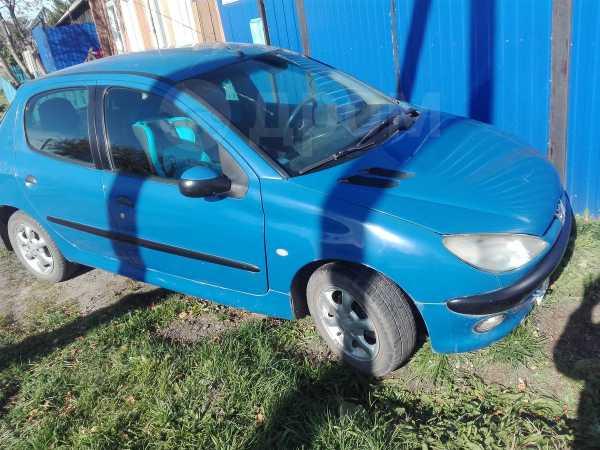 Peugeot 206, 1999 год, 80 000 руб.