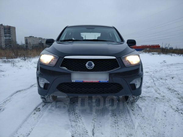 SsangYong Actyon Sports, 2013 год, 800 000 руб.