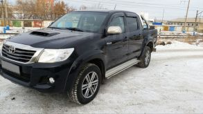 Красноярск Hilux Pick Up 2014