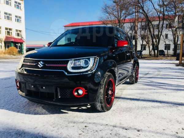 Suzuki Ignis, 2016 год, 835 000 руб.