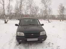 Чебаркуль Niva 2003