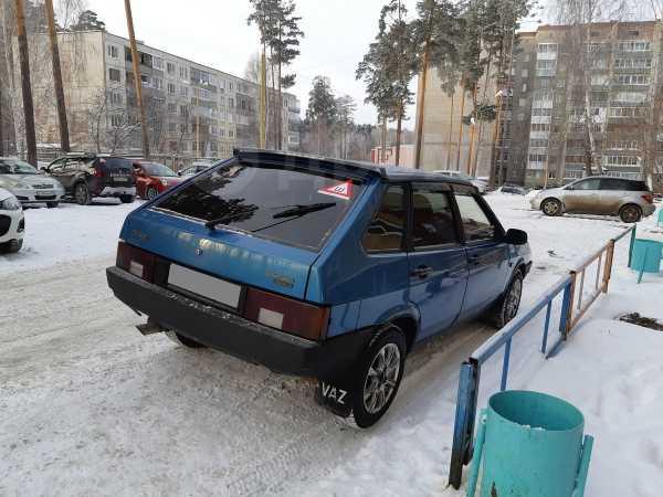 Лада 2109, 2001 год, 49 000 руб.