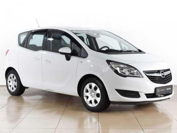 Opel Meriva, 2014 год, 694 000 руб.
