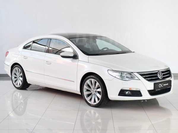 Volkswagen Passat CC, 2010 год, 854 000 руб.