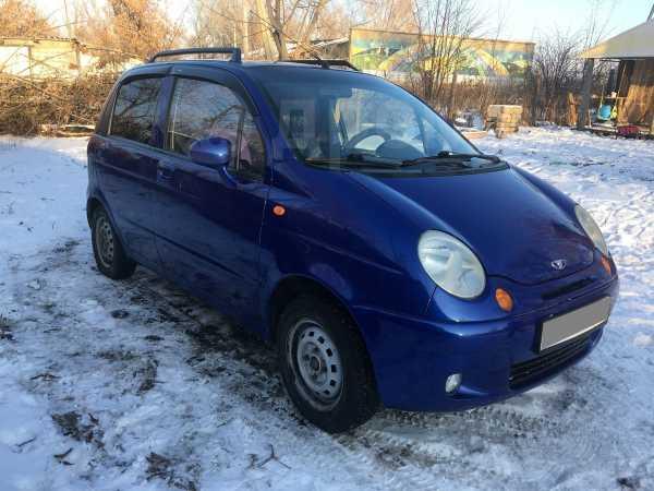 Daewoo Matiz, 2003 год, 100 000 руб.