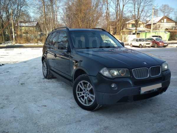 BMW X3, 2006 год, 570 000 руб.