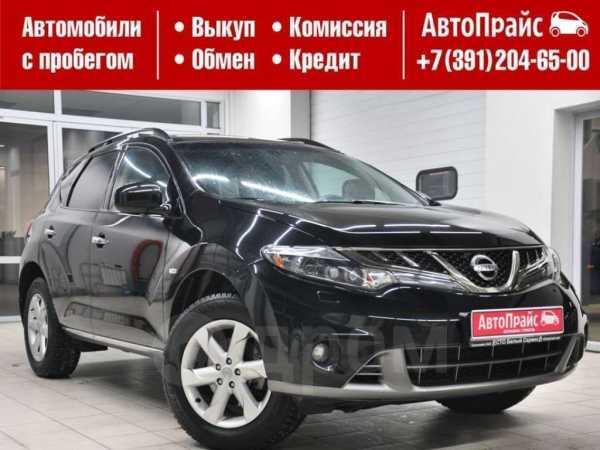 Nissan Murano, 2011 год, 895 000 руб.