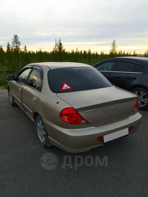 Kia Spectra, 2007 год, 225 000 руб.
