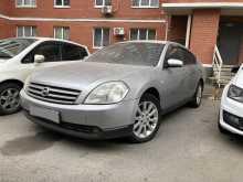 Владивосток Nissan Teana 2003