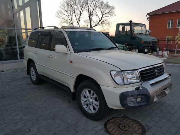 Toyota Land Cruiser, 1999 год, 690 000 руб.