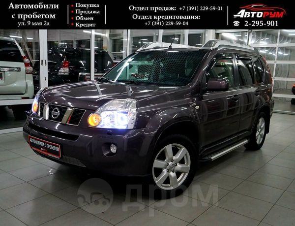 Nissan X-Trail, 2010 год, 832 000 руб.