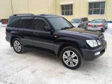 Магадан Land Cruiser 2006