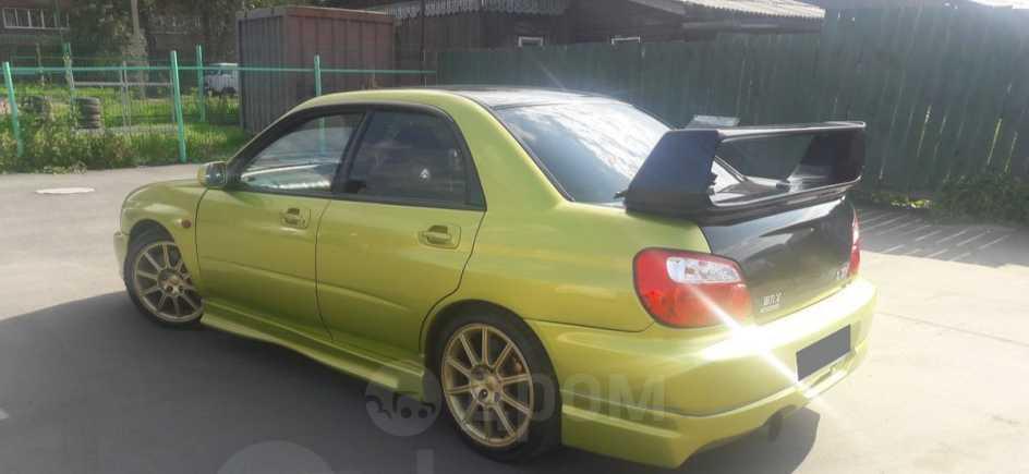 Subaru Impreza WRX STI, 2000 год, 395 000 руб.