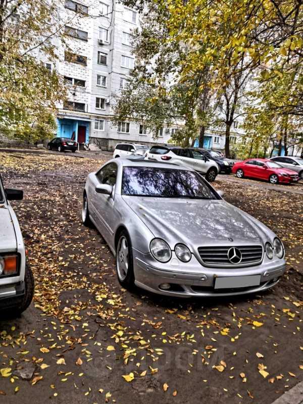 Mercedes-Benz CL-Class, 2001 год, 450 000 руб.