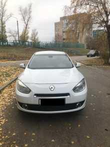 Ростов-на-Дону Fluence 2012