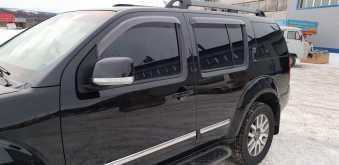 Магадан Pathfinder 2012