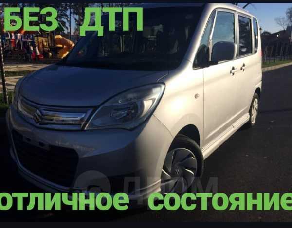 Suzuki Solio, 2014 год, 544 000 руб.