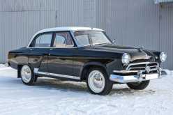 Новосибирск 21 Волга 1958