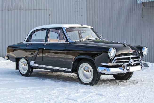 ГАЗ 21 Волга, 1958 год, 2 200 000 руб.