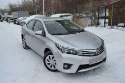 Екатеринбург Corolla FX 2015