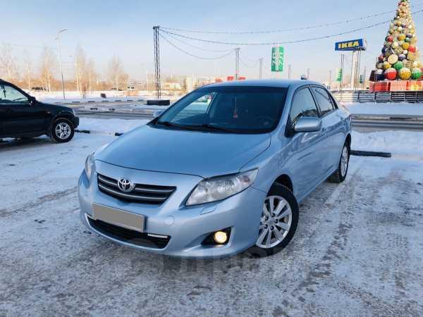 Toyota Corolla, 2007 год, 459 000 руб.