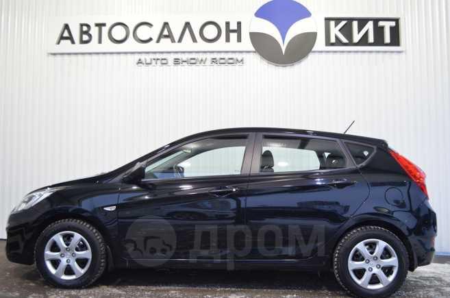 Hyundai Solaris, 2012 год, 437 000 руб.
