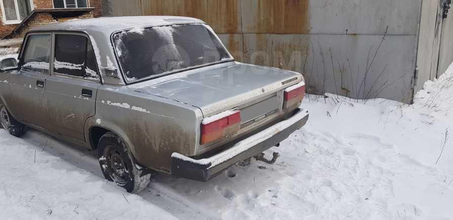 Лада 2107, 2011 год, 34 000 руб.