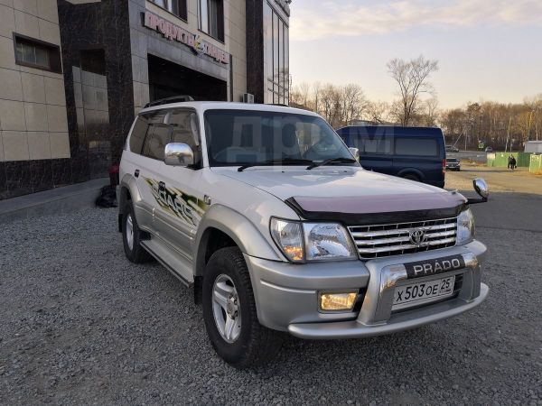 Toyota Land Cruiser Prado, 2000 год, 810 000 руб.