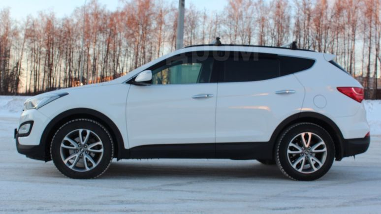 Hyundai Santa Fe, 2013 год, 1 290 000 руб.