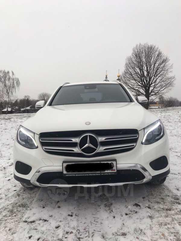 Mercedes-Benz GLC, 2016 год, 2 450 000 руб.