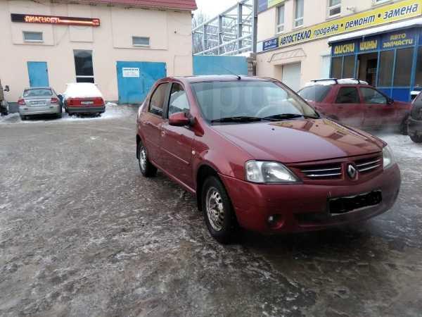 Renault Logan, 2008 год, 210 000 руб.