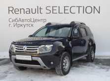 Иркутск Duster 2012