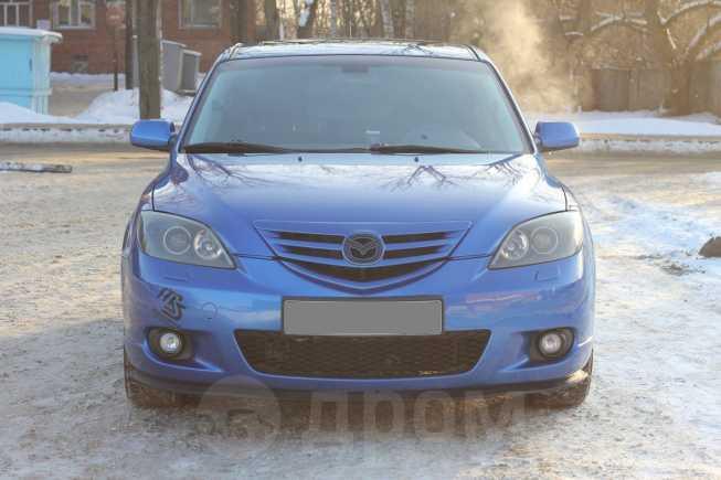 Mazda Mazda3, 2004 год, 330 000 руб.