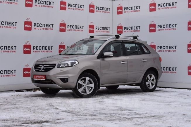 Renault Koleos, 2012 год, 850 000 руб.