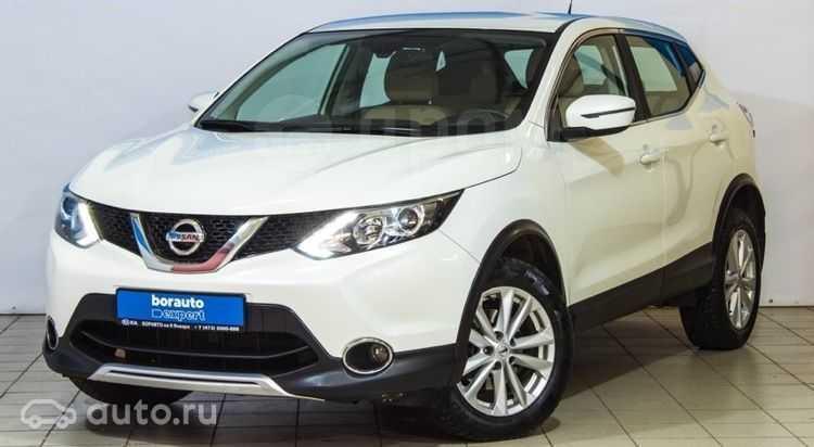 Nissan Qashqai, 2016 год, 1 370 000 руб.