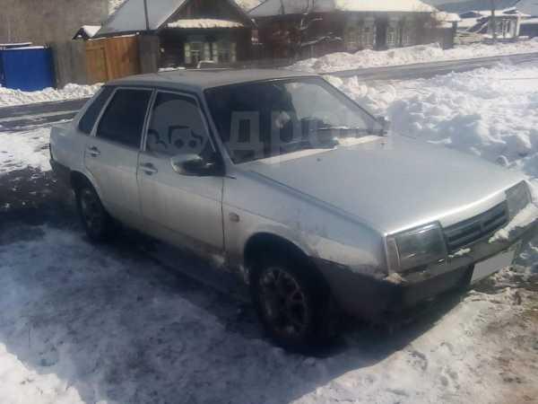 Лада 21099, 1995 год, 60 000 руб.