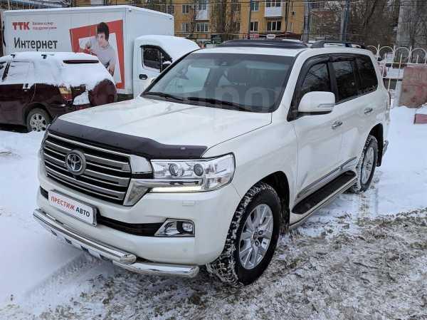 Toyota Land Cruiser, 2015 год, 3 850 000 руб.