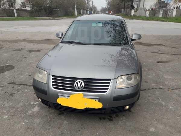 Volkswagen Passat, 2004 год, 240 000 руб.