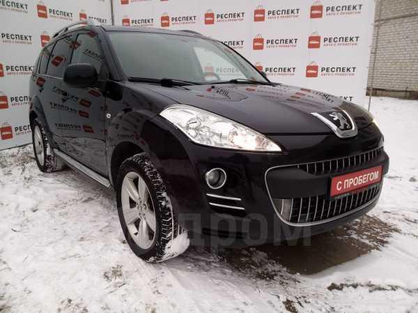 Peugeot 4007, 2008 год, 529 900 руб.