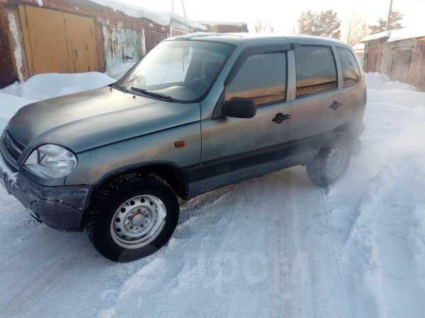Chevrolet Niva, 2006 год, 148 000 руб.