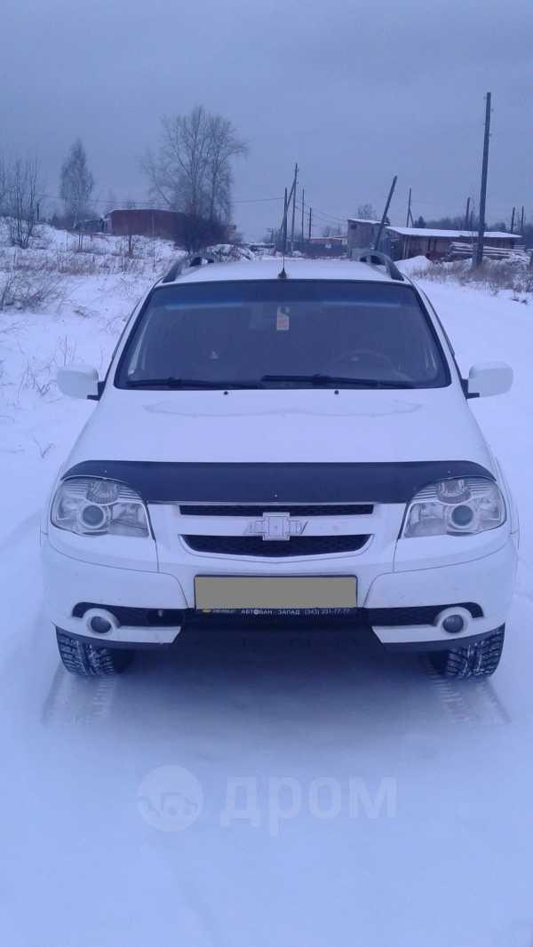 Chevrolet Niva, 2010 год, 310 000 руб.