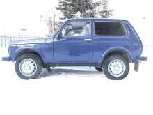 Томск 4x4 2121 Нива 2006
