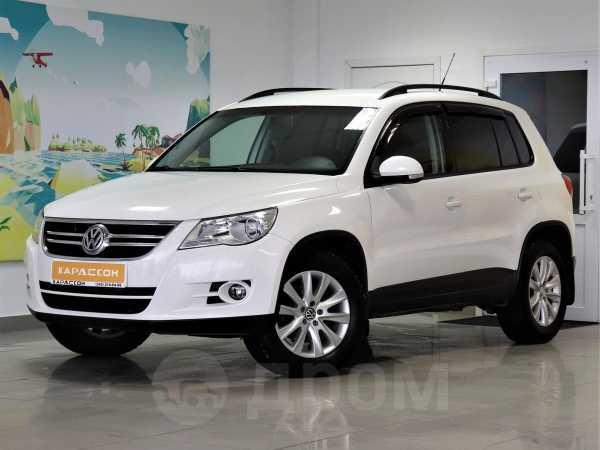 Volkswagen Tiguan, 2008 год, 540 000 руб.
