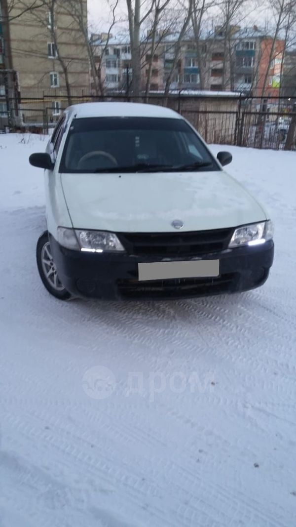 Nissan AD, 2000 год, 155 000 руб.
