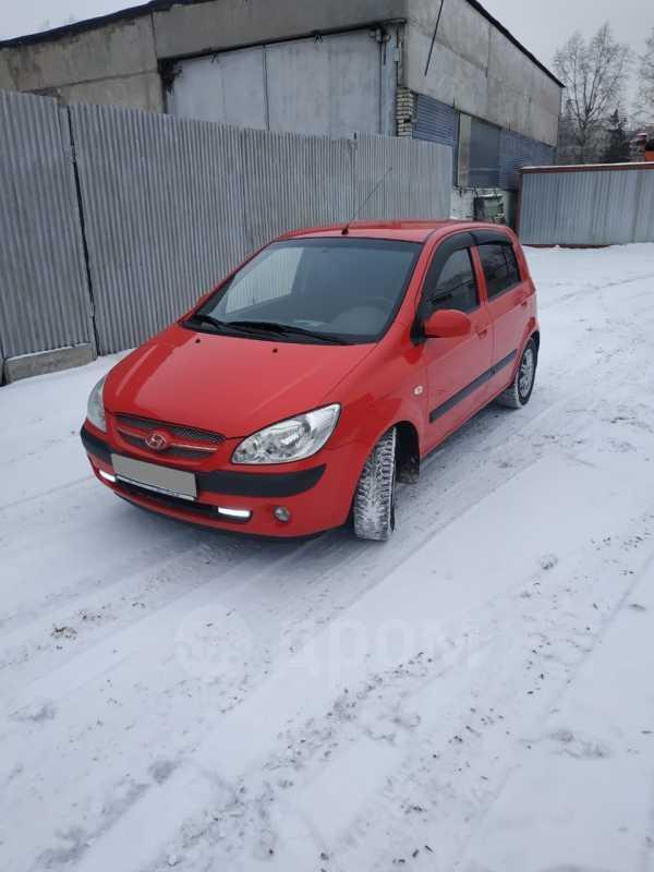 Hyundai Getz, 2010 год, 350 000 руб.