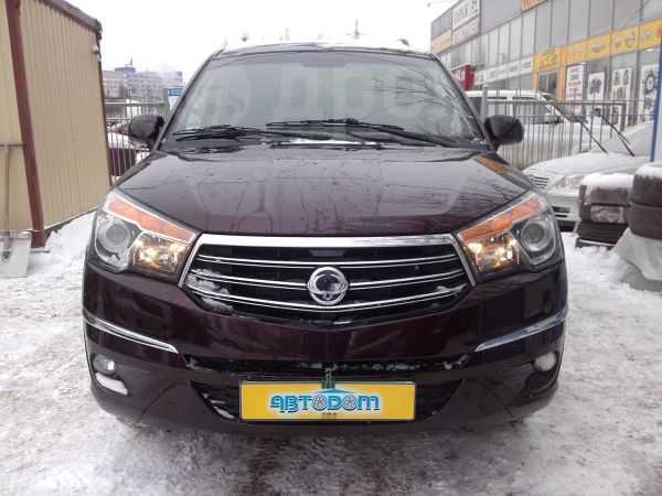 SsangYong Stavic, 2014 год, 1 250 000 руб.